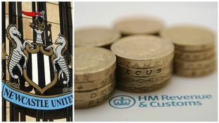 A HMRC probe into fraud has been launched involving football clubs
