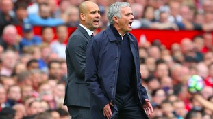 Why Man United boss Jose Mourinho and Man City manager Pep Guardiola need each other to succeed