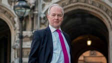 Peter Lilley is not seeking re-election