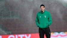 Lafferty: nearing the end of his Carrow Road stay