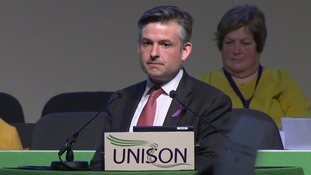 Shadow Health Secretary Jonathan Ashworth announces Labour's pledge to NHS workers.