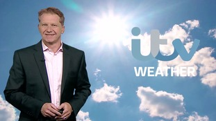 Wednesday afternoon's weather for the east of the region