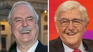John Cleese among famous faces at Borders book festival