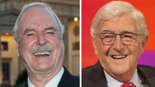 John Cleese among famous faces in Borders Book Festival line up