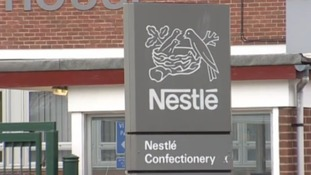 Theresa May vows rapid response to help Nestle workers at risk of losing jobs