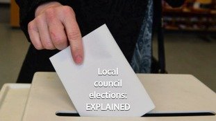 What's at stake in the Midlands' County Council Elections on May 4th?