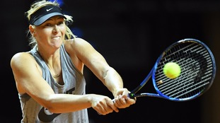 Maria Sharapova primed for return from 15-month doping ban in Stuttgart