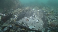 Artefacts to be rescued from the seabed