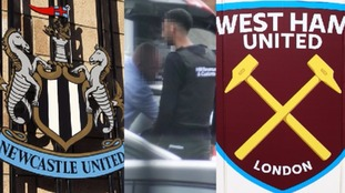 Newcastle United and West Ham United raided in tax fraud probe