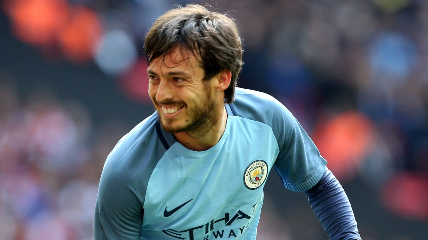 David Silva A Derby Doubt For Man City Itv News