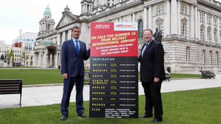 Jet2 announces eight new destinations from Belfast