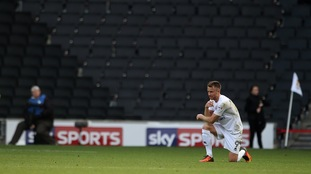 Dean Bowditch: Striker joins Potter and Martin in heading for MK Dons exit door