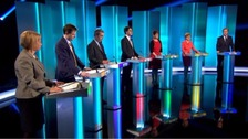 Corbyn rules out head-to-head TV debates without May