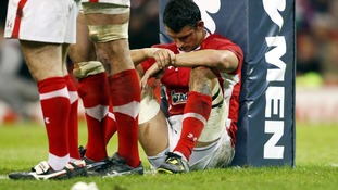 Heartbreak for Wales as they lose to Australia at Millennium Stadium