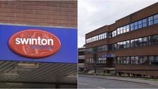 180 jobs could go at Swinton's Norwich call centre.