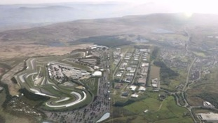 'Significant shortcomings' in way Welsh Government managed Circuit of Wales funds