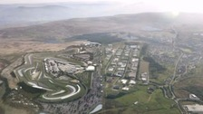 Welsh Government criticised over Circuit of Wales funds
