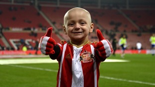 Bradley has been suffering 'horrendous pain with his leg'