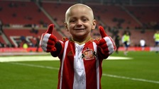 Bradley Lowery back in hospital as doctors fear cancer 'progressing'