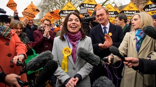 Mr Goldsmith lost the 2016 by-election to Sarah Olney.
