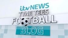 Football fan blog