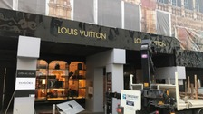 Second ram raid at Louis Vuitton in Leeds