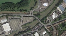 Two people killed after car plunges into the River Avon