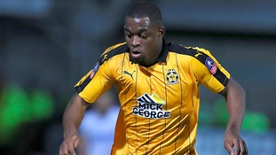 Uche Ikpeazu will play no further part this season.