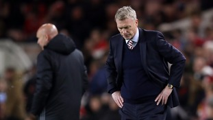 I won't walk away from Sunderland, insists Moyes