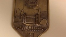 Want a marathon medal without running the marathon?