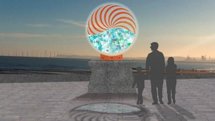 New sculpture set for Seaton Carew seafront