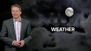 Thursday night's forecast for the west of the region