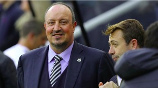 Rafa Benitez yet to discuss future at Newcastle United and refuses to talk about tax fraud investigation