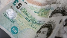Deadline looms for cashing paper £5 notes in shops