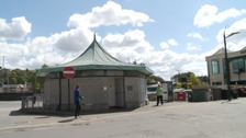 Lemon Quay public toilets