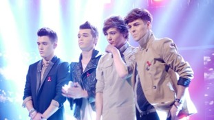 Boy band Union J had a mixed night