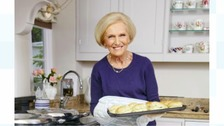 Mary Berry is speaking at the festival over the weekend