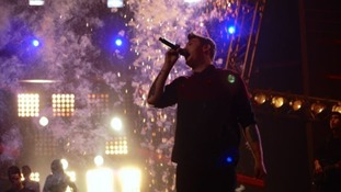 Gary Barlow described James Arthur's song as 'the performance of the series'