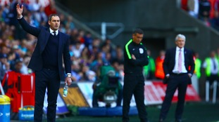 Paul Clement 'very confident' Swansea will stay up