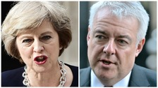 Carwyn Jones challenges Theresa May to 'proper debate'