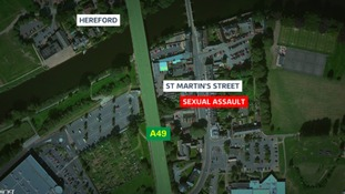 Appeal for information after woman sexually assaulted