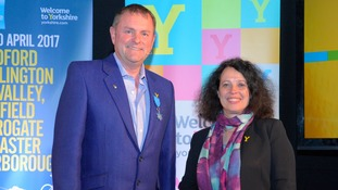 Sir Gary Verity awarded French National Order of Merit