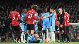 Manchester derby: City and United play out dull draw