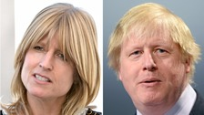 Rachel Johnson joins Lib Dems to fight hard Brexit