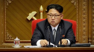Rex Tillerson said intelligence showed Kim Jong-un is 'not crazy'.