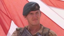 'Marine A' Alexander Blackman released from jail