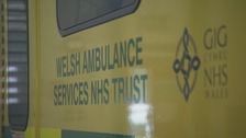 Ambulance workers remember fallen comrades
