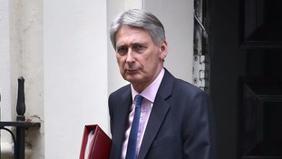 Chancellor Philip Hammond said the Government is prepared to sell its RBS stake at a loss.