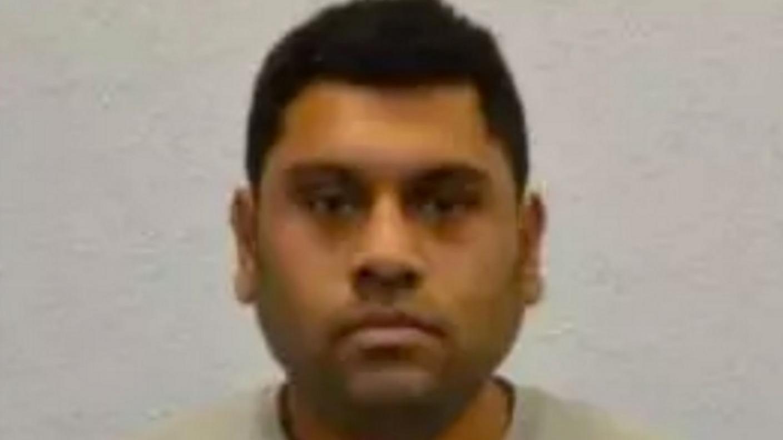 Terrorist face