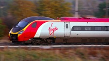Virgin West Coast trains will be affected.